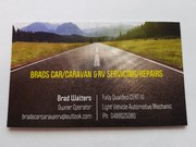 Brads Car/Caravan RV Servicing/Repairs