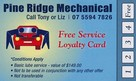 Pine Ridge Mechanical Pty Ltd